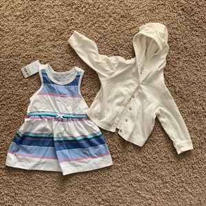 Other - 6-9 Month Infant Girl Outfit Bundle